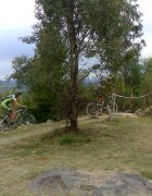 24 hour solo mountain bike race at stromlo forest park canberra